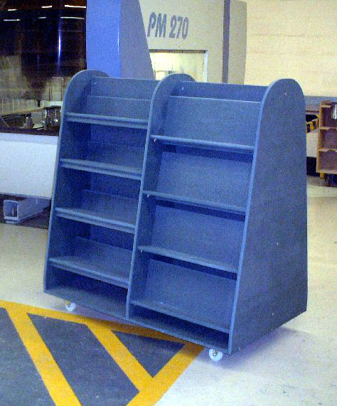 Solutions For School Library Furniture