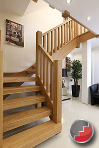 New Townsend Staircase