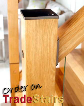 Immix Newel post to bottom pos connection