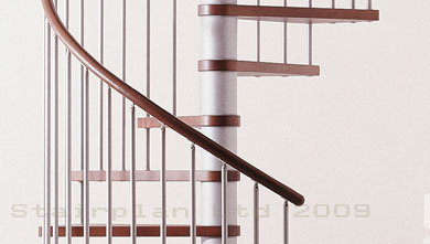 Spiral staircases - Low Trade Prices for Spiral Staircase Kits