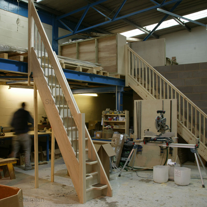 Madrid Wooden Space Saver Staircase Kit Loft Stair: Bespoke Spacesaver Staircases Make Your Options Unlimited