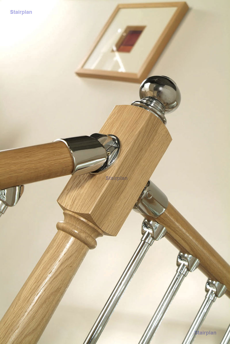 Axxys Handrail fittings