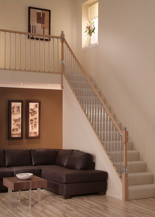 How to give your stairs a frugal green makeover