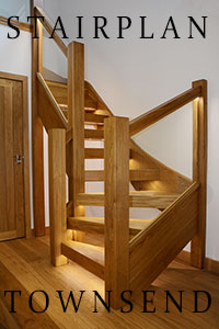 Townsend winder Staircase