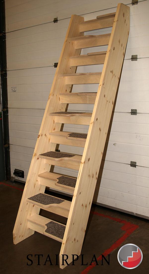 Ordinaire Stairplan