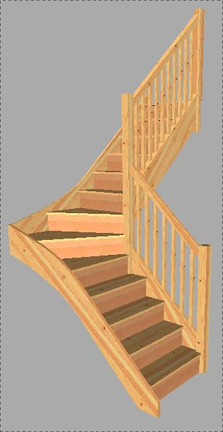 Staircase Software Photo 3d