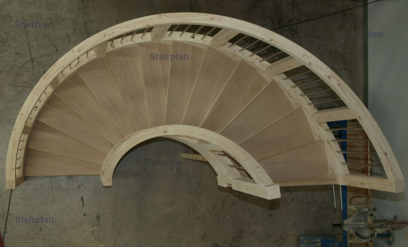 Stairplan C Staircase Designs