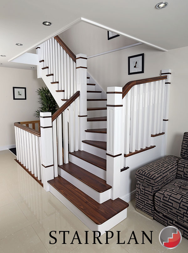 New England Staircase Design