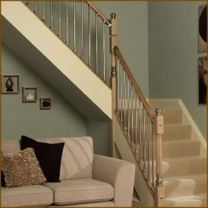 Axxys Origin Stair Balustrading