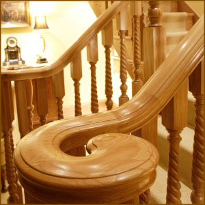 Craftsmans Choice Stair Balustrading