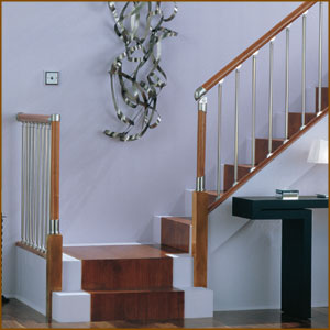 Fusion Stair Balustrading