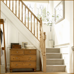 Oak Trademark Stair Balustrading