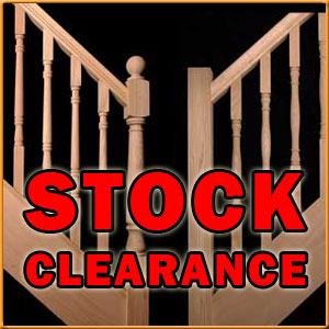 Stairparts stock clearance sale