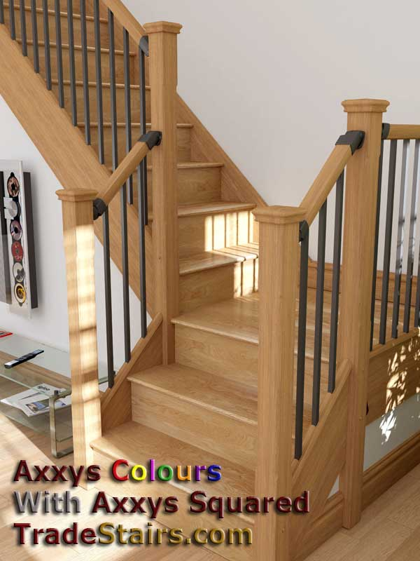 New Axxys Colour for the axxys squared range