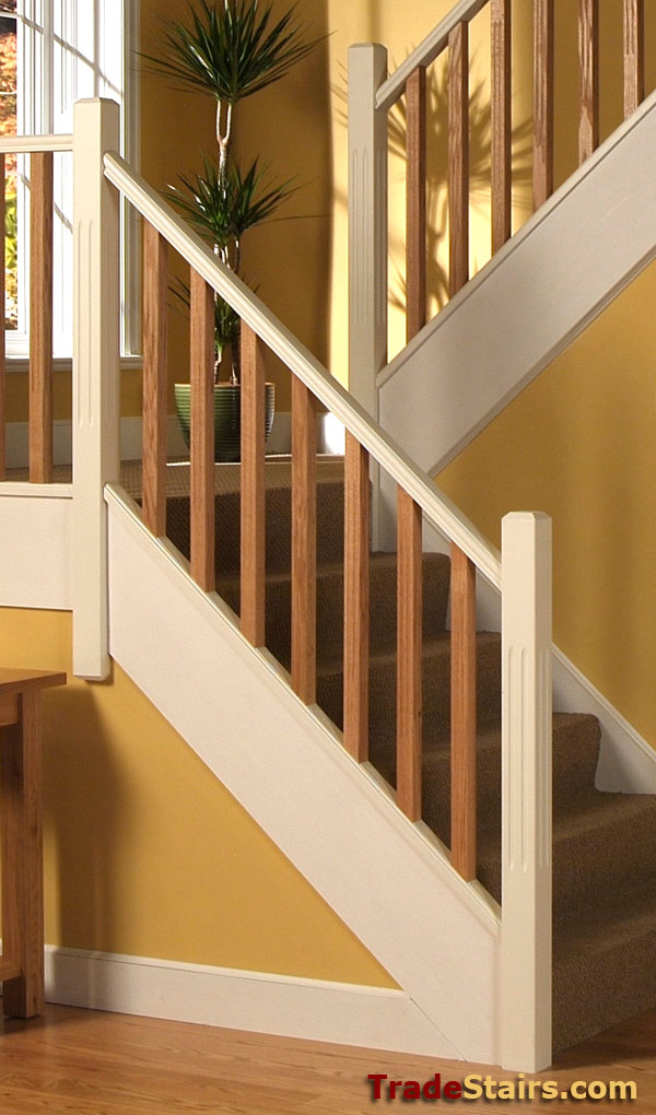 Double Reed Balusters Oak Balusters Cheshire Mouldings
