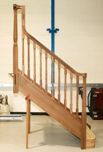 Staircases Are Usualy A Focal Point In Any House Stair Details