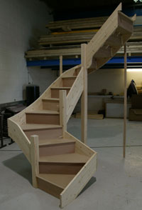 Winder Staircases