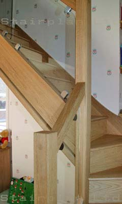Vision Glass Balustrade