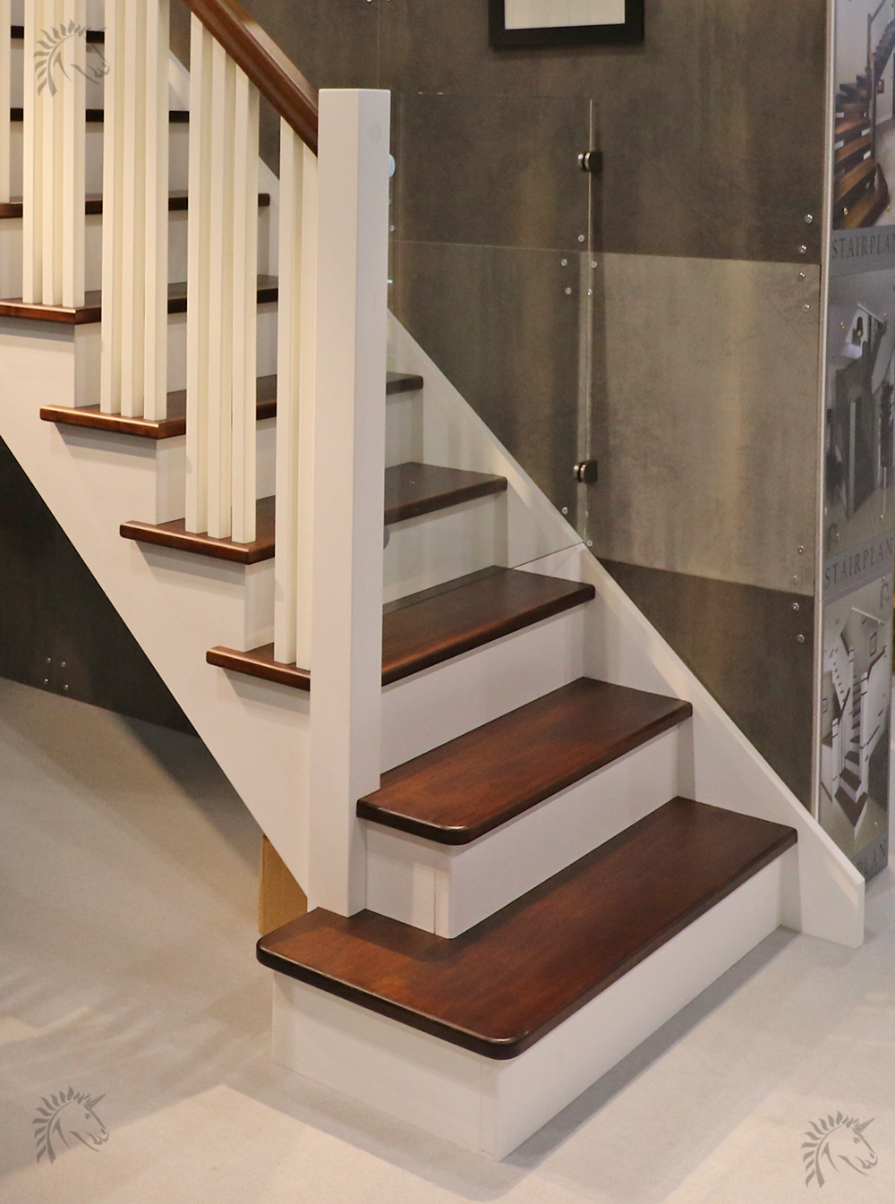 Stairplan New York staircase at the Grand Designs Live NEC 2018
